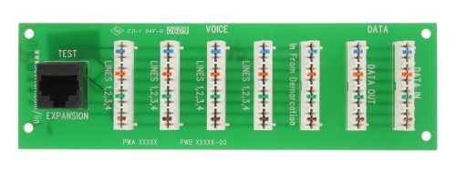Leviton 47609-D5P MDU Data Pass Through VDSL Bridged Phone (Bridged Telephone)