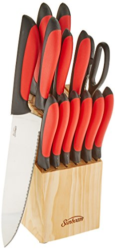 sunbeam 2 piece carving set - 1