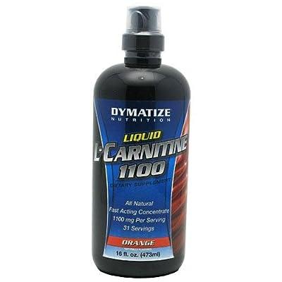 Dymatize Nutrition Liquid L-Carnitine 1100 by DYMATIZE NUTRITION