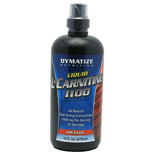 Dymatize Nutrition Liquid L Carnitine 1100