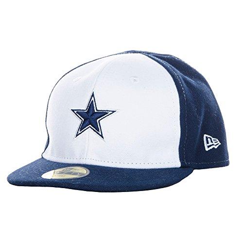 New Era Dallas Cowboys My 1st 59Fifty White 6