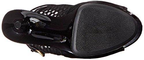 Ellie Bootie Ankle Shoes Black Women's Vida 609 rXxrFBfq