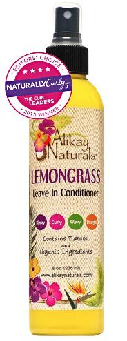 Alikay Lemongrass Leave-In Conditioner 8oz