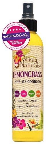 Alikay Lemongrass Leave-In Conditioner 8oz