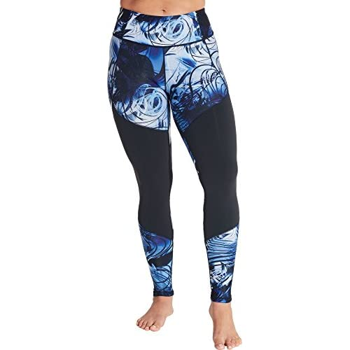 a48c37ffeae5f CALIA by Carrie Underwood Women's Printed Color Blocked Leggings ...