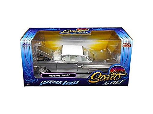 1960 Chevrolet Impala Silver