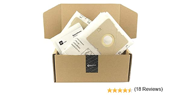 Bolsas Aspirador Ufesa para Modelos: AC4100, AC4200, AC4818, AC3000, AC3010: Amazon.es: Hogar