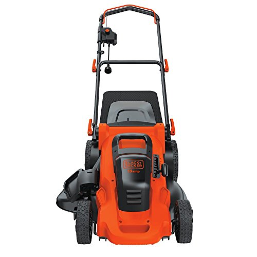 BLACK+DECKER MM2000 13 Amp Corded Mower, 20-Inch