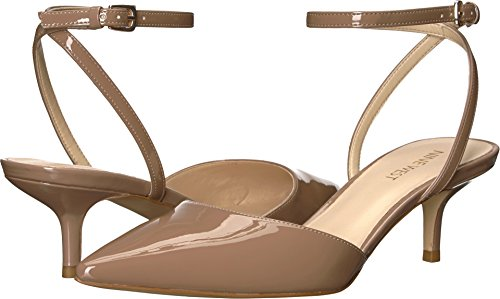 Nine West Fonesca Patent Damen Natural synthetic