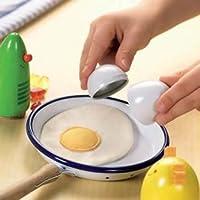Huevo frito de tela suave de HABA Biofino en cáscara metálica lavable Juego de peluche