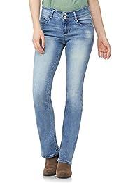 Women's Instastretch Luscious Curvy Bootcut Jeans,