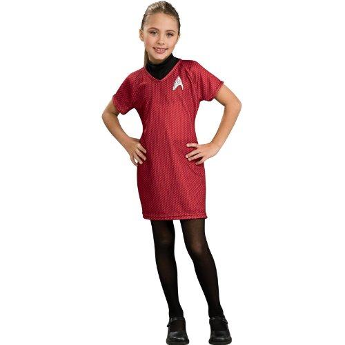 [Deluxe Uhura Costume - Medium] (Star Trek Uhura Deluxe Costumes)