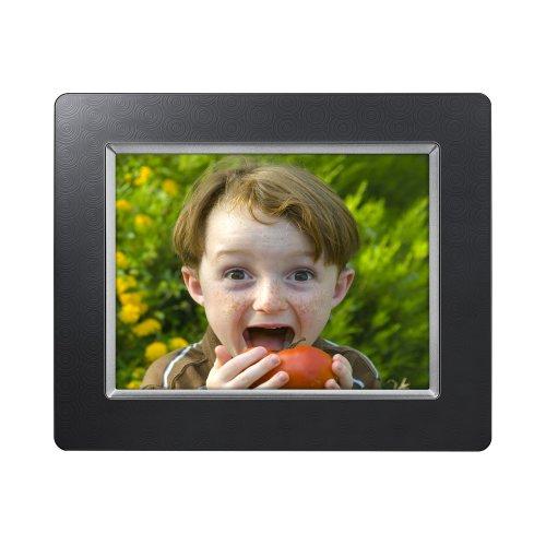 Samsung SPF-85H 8-Inch Digital Photo Frame UbiSync USB Mini-PC Monitor with 1GB Internal Memory (Black)