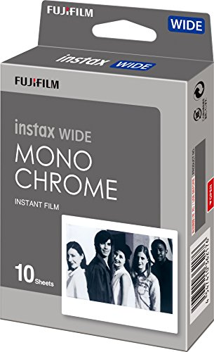 Fujifilm Instax Wide Monochrome Film