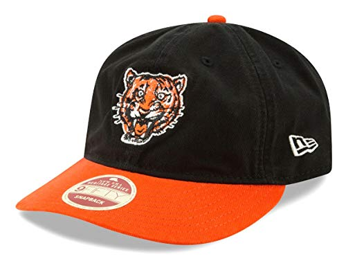 New Era Detroit Tigers MLB 9Fifty Cooperstown 2 Toned Retro Snap Back Hat