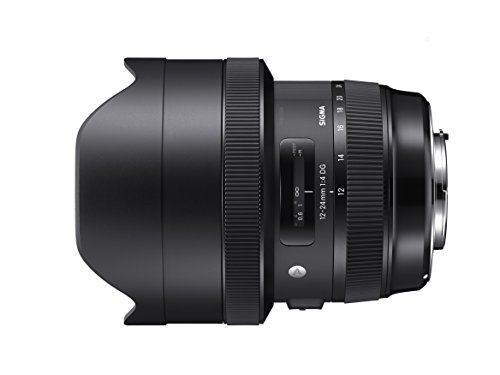 Sigma 12-24mm F4 Dg Hsm Art Lens For Canon Ef (205954)