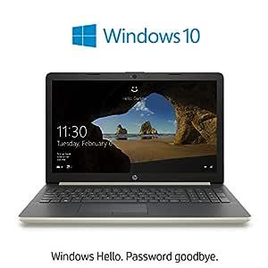 HP 15-da1000ne Laptop   15.6 inch FHD    8th Gen Intel Core i7-8565U   1TB HDD   8GB RAM   NVIDIA GeForce MX130-2GB Graphics   DVD-RW   Windows 10 Home   Eng-Ara KB   Gold
