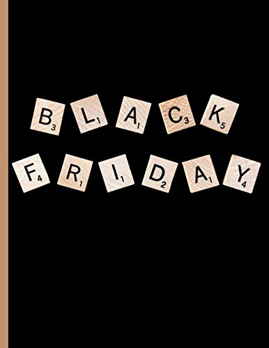 Shopping Notebook ~ Black Friday Sales ()
