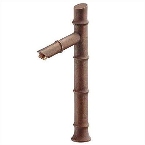 カクダイ 水栓金具 無音 しじま 立水栓(竹) 716-256-13 B01N8WAL4G 11000