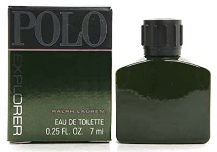 Polo Explorer miniatura .25 ml (7,5 ml) Eau de Toilette Splash ...