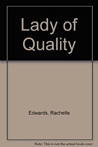 book cover of A Lady of Quality