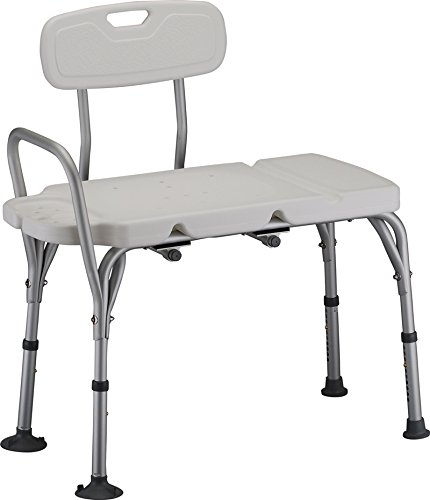 Bathroom 365 Deluxe Transfer Bench by Nova