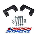 """2"""" Front Strut Spacers Leveling Lift Kit for 2007-2013 Avalanche Aluminum Made in USA"""