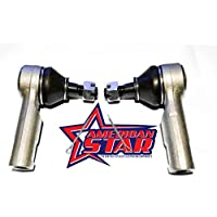 American Star 4130 Chromoly Outer Tie Rod Ends (2) for...