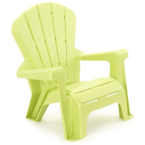 Little Tikes Garden Chair Green (Green Plastic Outdoor Chairs)