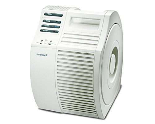 Honeywell 17000-S QuietCare True HEPA Air Purifier, 200 sq. -
