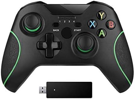 DZSF Controlador inalámbrico 2.4G para Xbox One Console para PC ...