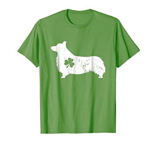(Pembroke Welsh Corgi St Patrick's Day Dog Gifts)