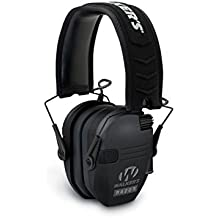 "Walker's Game Ear Walker's Razor Slim Electronic Hearing Protection Muffs Sound Amplification Suppression. ""Protect It Lose It!"""