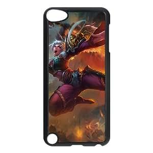 League Of Legends Dragonblade Riven Ipod Touch 5 Case Black WON6189218043444