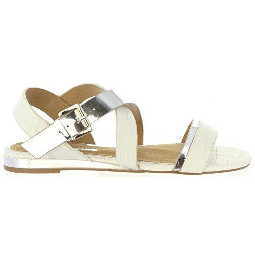 Maria Mare Sandalen für Damen 66819 C34962 Coco Blanco