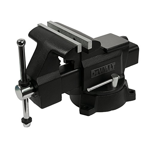 DeWalt DXCMWSV6 6 In. Heavy-Duty WORKSHOP Bench Vise