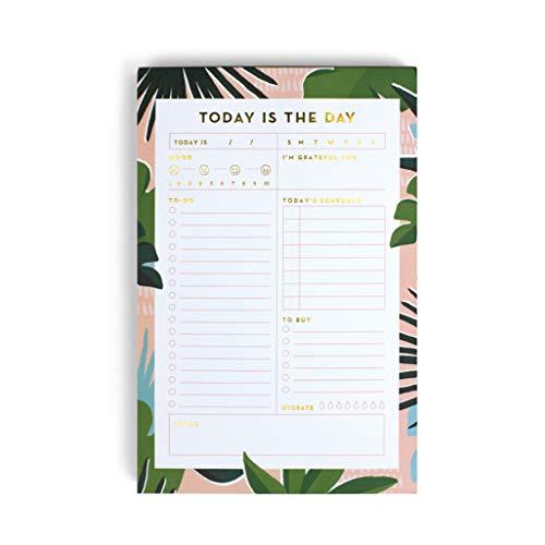 Jungle Goals Chunky List Pad - Designs Elum