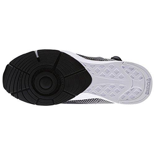 De black Pump Steel Cardio White Fusion Sport Noir Femme Blanc Chaussures Gris Reebok wSIv5xqw