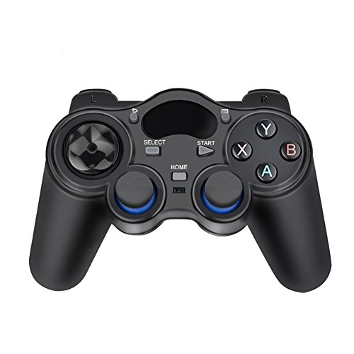 XFUNY Gamepad Wireless 2.4G Game Controller Plug