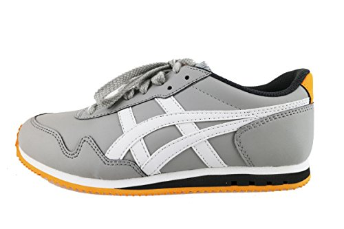 ONITSUKA TIGER sneakers donna grigio pelle AH828