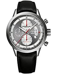 Raymond Weil Mens 7745-TIC-05659 Analog Display Swiss Automatic Black Watch