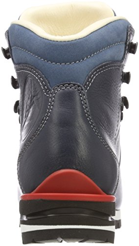 Lowa Chaussures Marron Marron WS 627 de Hautes Wendelstein Dunkelblau Randonnée Femme rqrwH48