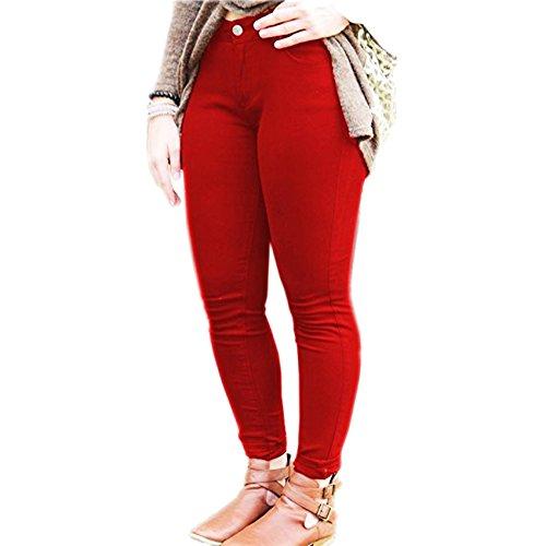 Inc Legging Vanilla Vanilla Femme Legging red red Femme Inc Yqp7EE