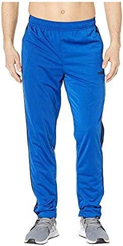 [adidas(アディダス)] メンズウェア・ジャケット等 Essentials 3-Stripes Tricot Track Pants Collegiate Royal/Black US LG (L) R [並行輸入品]