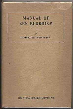 daisetz teitaro suzuki essays in zen buddhism Daisetz teitaro suzuki was a remarkable man throughout his long life he worked untiringly to bring the message of zen, and buddhism in general, to the west, and his reputation as a scholar.