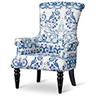 Baxton Studio Darlington Arm Chair