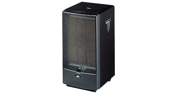 Estufa de gas catalítica con termostato