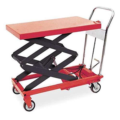 800 lb 20W Scissor Lift Table 35-1//2L Cap