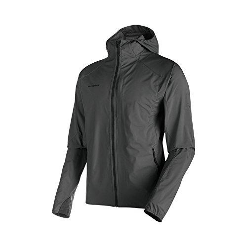 爆弾ピッチャー不屈Mammut Ultimate Light SO Hooded Jacket maroon L