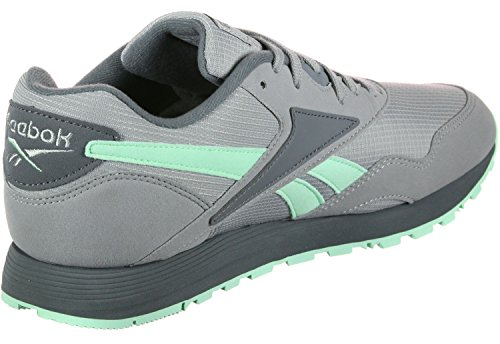 Fitness Multicolore de Blanc Rapide Digital 000 Chaussures Mu Alloy Tin Grey Reebok Green Homme AYwnx00U
